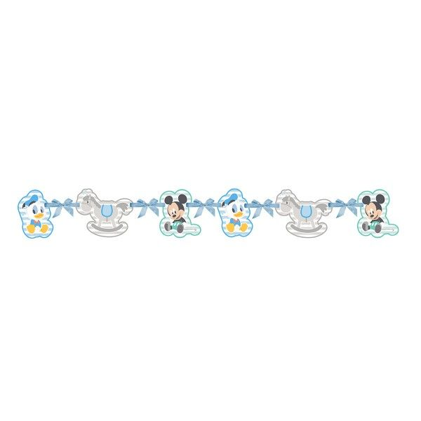 Girlande Disney Baby Mickey, 1,1 m