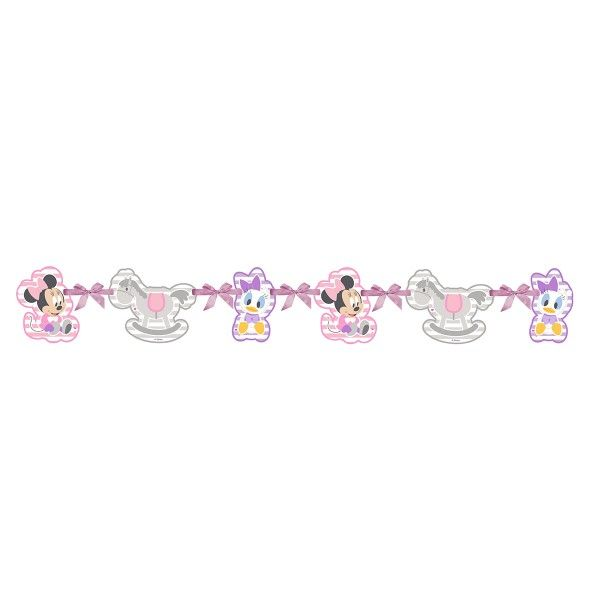 Girlande Disney Baby Minnie, 1,1 m