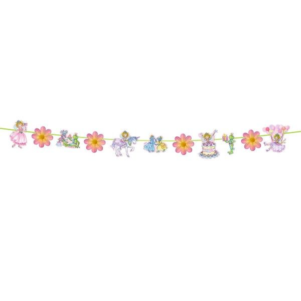 Party-Girlande Prinzessin Lillifee, ca. 3m X