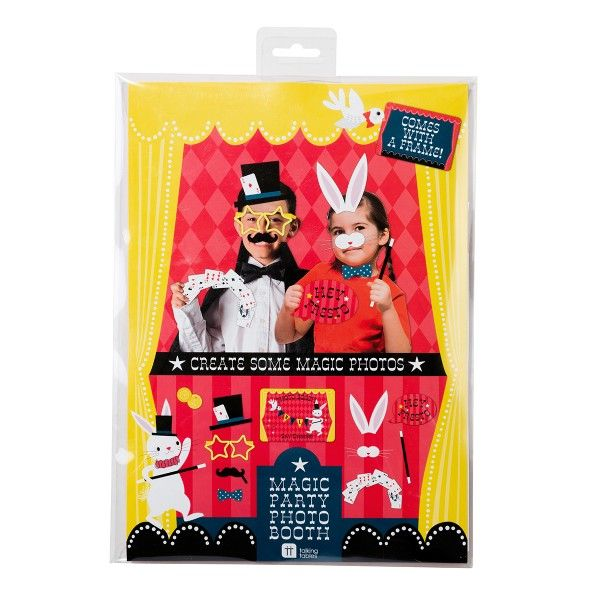 Photo Booth Set Magier