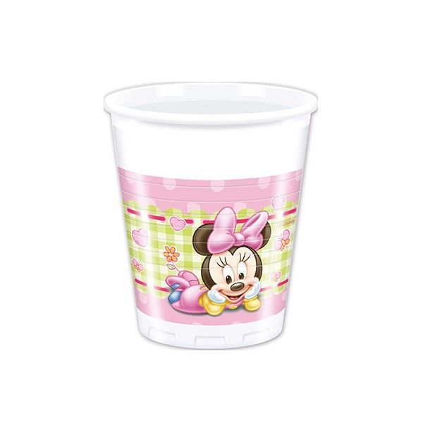 T1142347-Trinkbecher-Baby-Minnie-200ml-8-Stueck