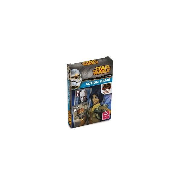 Quartett & Actiongame Star Wars Rebels