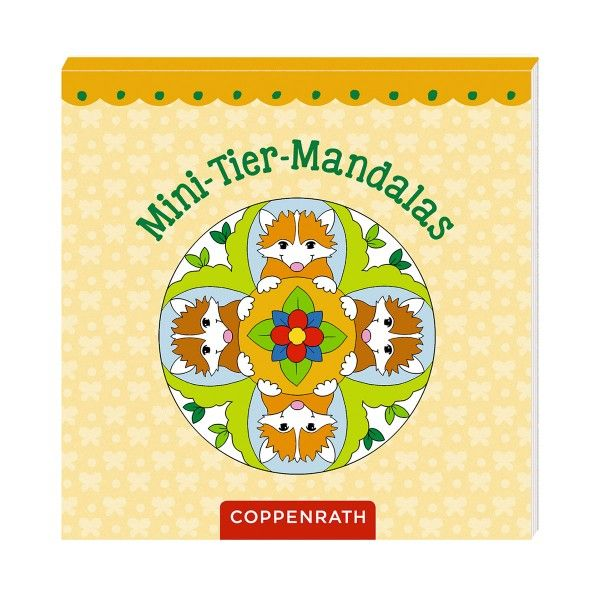 Mini-Tier-Mandalas