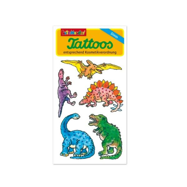 Tattoos Dinosaurier