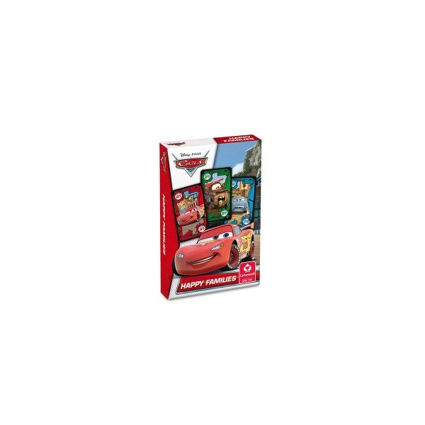 Quartett & Actiongame Disney Cars