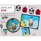 Party-Set Pirat
