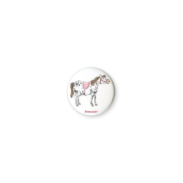 Button Pony, ø 2,5cm