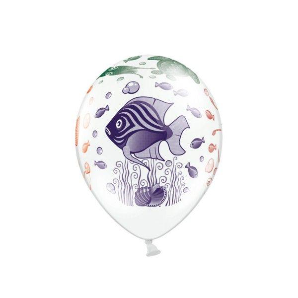 Luftballons Unterwasser, 6 St