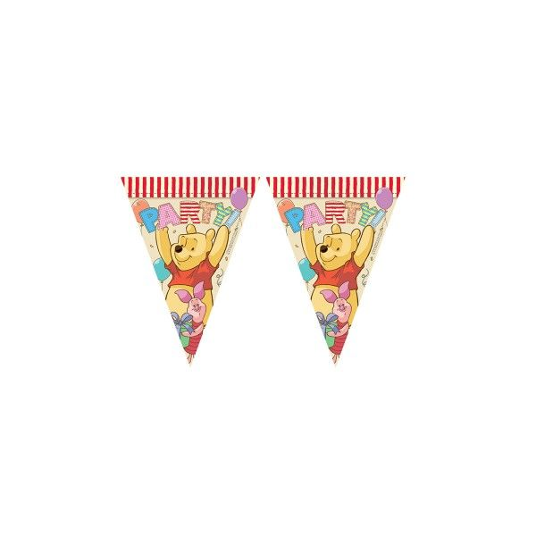 Wimpelkette-Winnie-Pooh