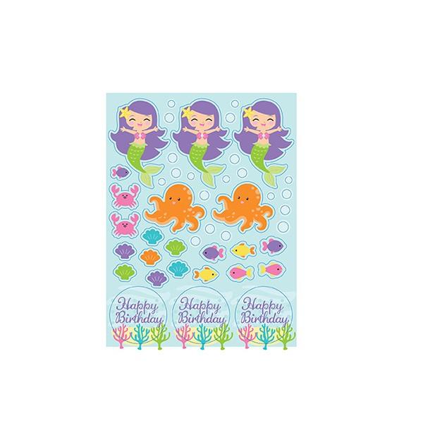 Sticker-Meerjungfrau-4-Boegen