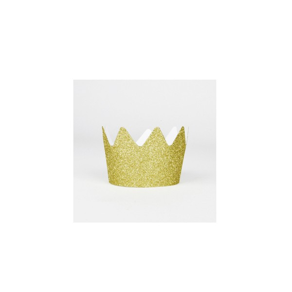 T1142700-Glitzerkrone-gold-1-Stueck