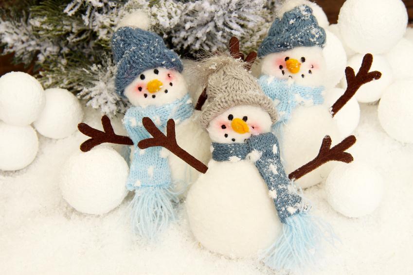 Kindergeburtstage kann man auch im Winter feiern! • Foto: ChristArt / Fotolia.com