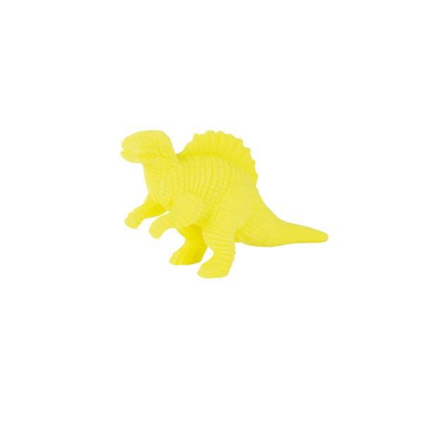 Bunte Radiergummis Dino, 4er Set