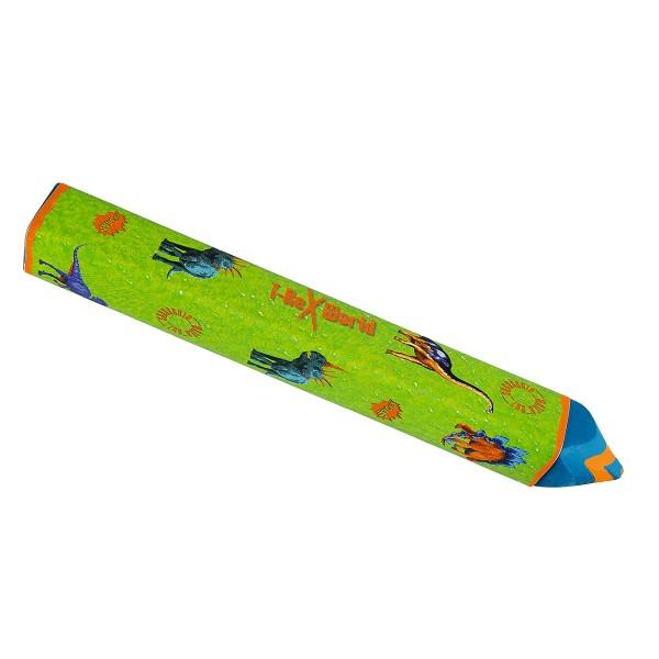 Radierstift Dino, 1 Stück