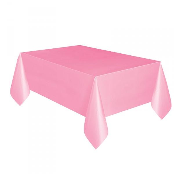 Tischdecke, rosa, 137x274cm