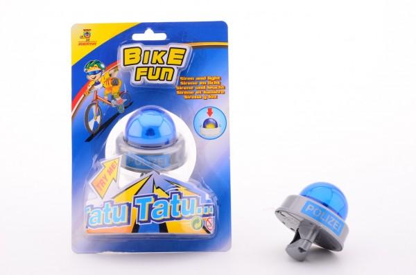 Fahrrad Sirene Polizei, 1 Stück