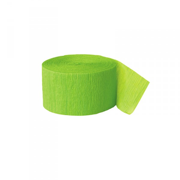Kreppband hellgrün