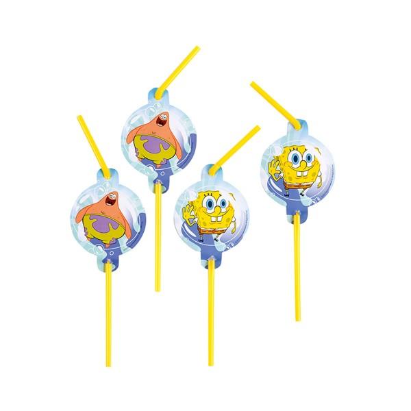 SpongeBob Strohhalme, 8 St