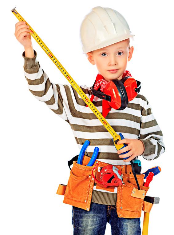 Welche Werkzeuge dürfen nicht in der Werkzeugkiste fehlen? • Foto: Andrey Kiselev / Fotolia.com