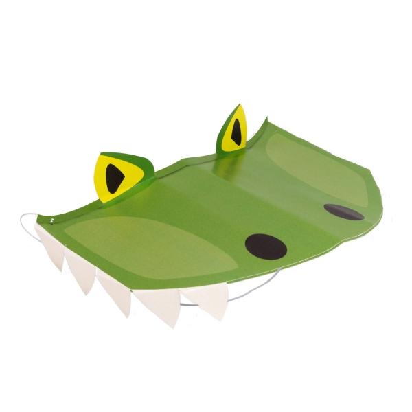 Partyhüte Dino, 8 Stück