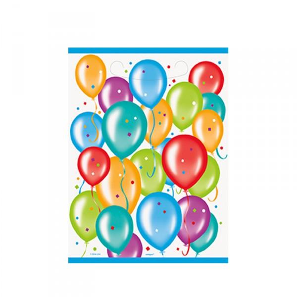 Partytüten Ballons, 8 Stück X