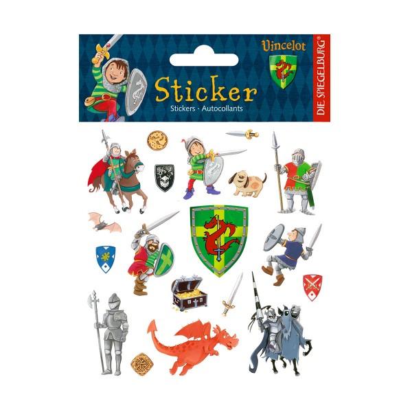 Sticker Ritter Vincelot