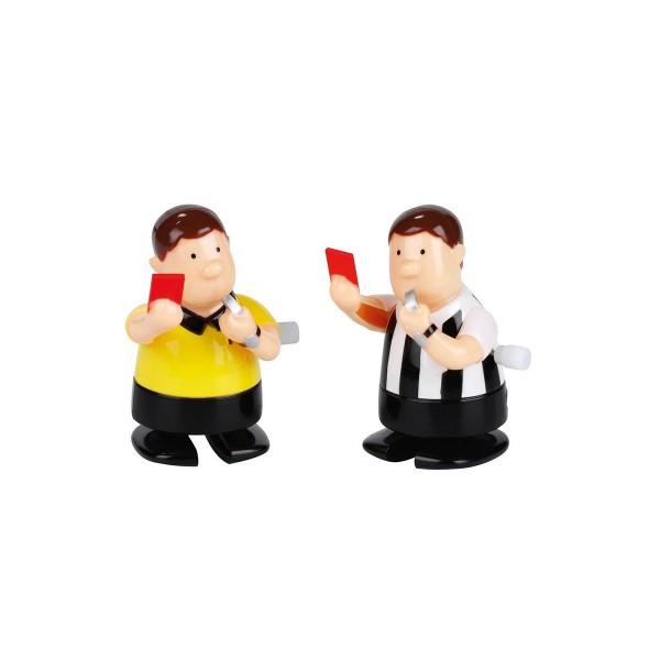 Aufziehfigur-Schiedsrichter
