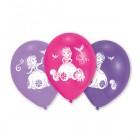 Luftballons Sofia die Erste, 10 Stück