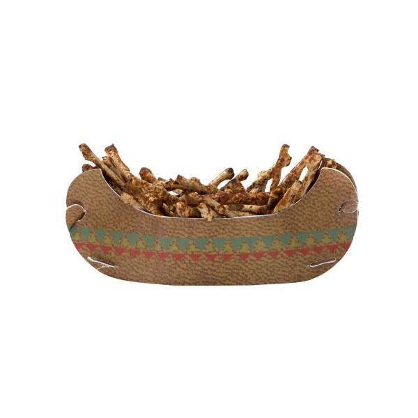 Indianer Kanu Snack Sch