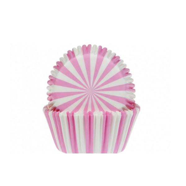T1142589-Muffinfoermchen-Zirkus-pink-50-Stueck
