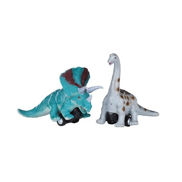 Aufziehfigur Dino