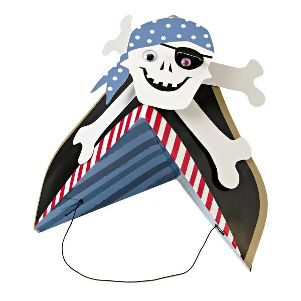 Partyhüte Pirat