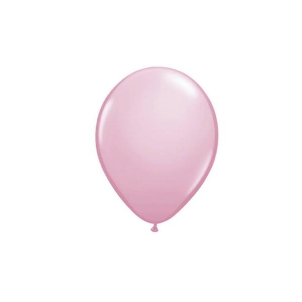 Luftballons, pink, 10 Stück