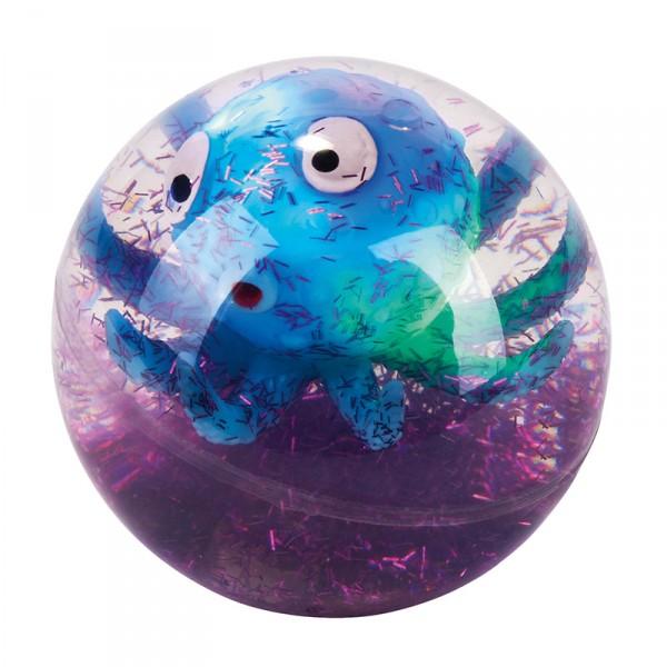 Flummi Disco Krake, ø 6,3cm, 1 Stück