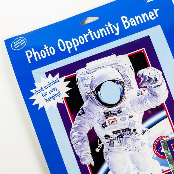 Fotobanner Weltraum