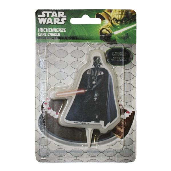 Star Wars Kuchenkerze