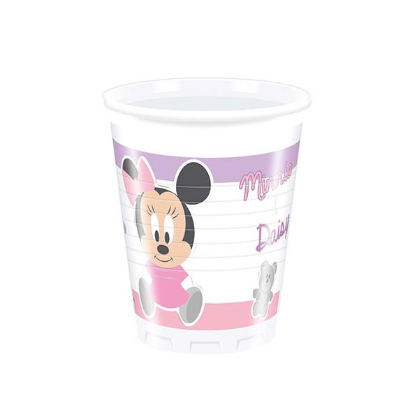 T1142412-Trinkbecher-Disney-Baby-Minnie-200ml-8-Stueck