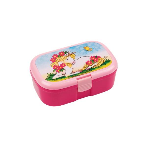 Brotdose Einhorn, rosa