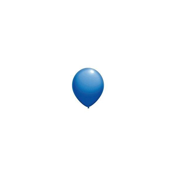 Luftballons, Blau, 10 Stück X