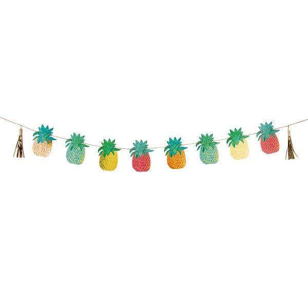 Girlande Ananas, 3 m