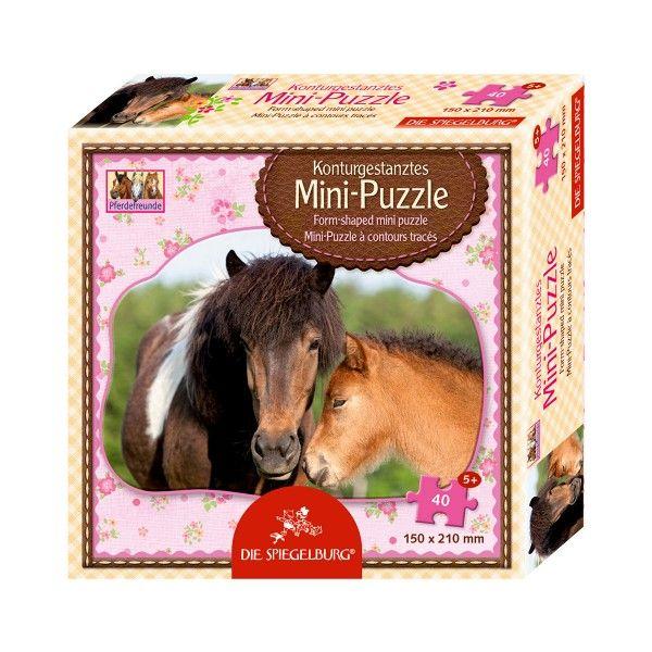 Pferdefreunde Minipuzzle, Isl