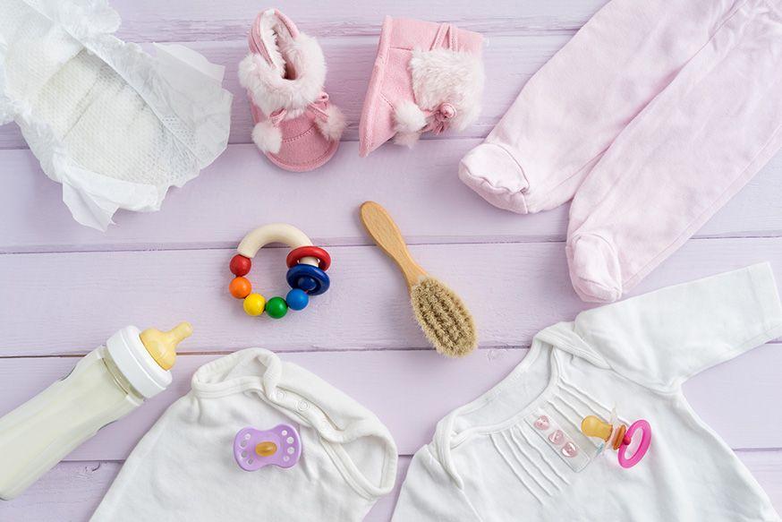 Spielidee: Wer weiß, wie viel Babyartikel eigentlich kosten?  • Foto: Elisabeth Coelfen / Fotolia.com