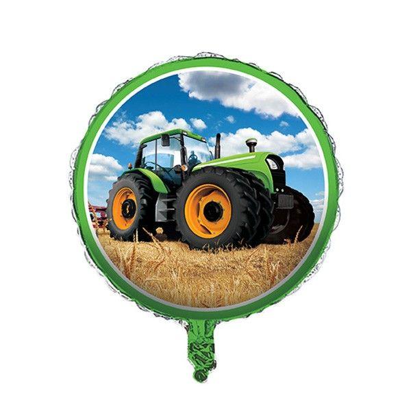 Folienballon-Traktor-46cm