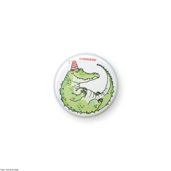 Button Krokodil,
