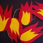 Feuerwehrgeburtstag-Dekoidee