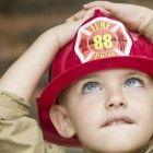 Feuerwehrgeburtstag-Mottoparty-Willkommen