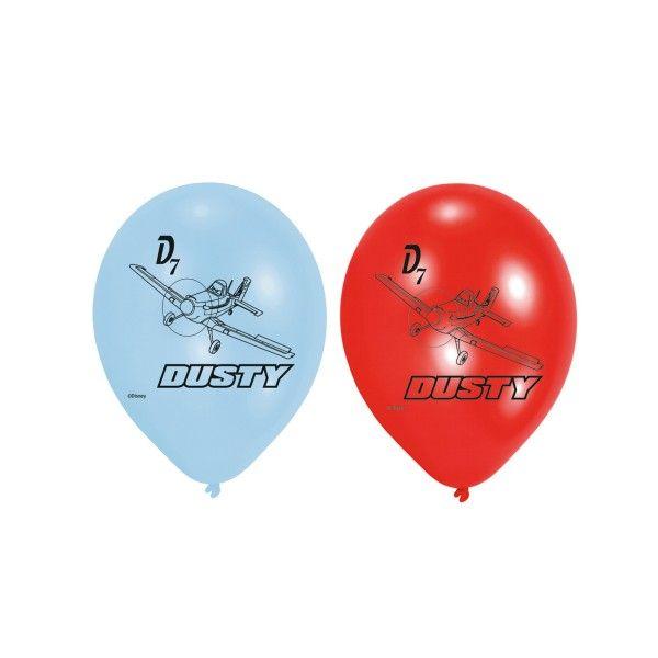 Luftballons  Planes, 6 St