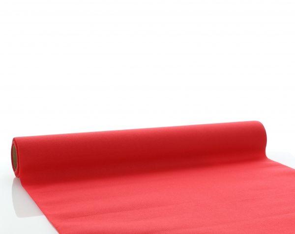Tischläufer Rot, 40x480 cm, 1 Stück