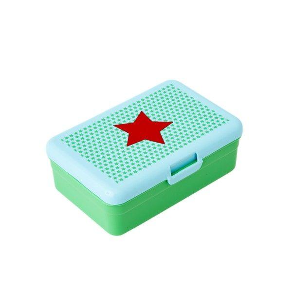 Lunchbox-Stern-gruen