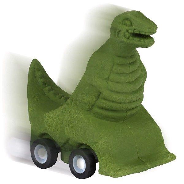 Dino Radiergummi Flitzer, verschiedene Ausführungen, 1 Stück